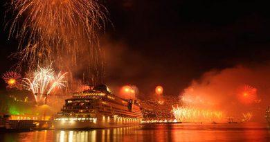Festas de fim de ano animam a Ilha da Madeira