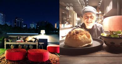 Frê Restaurante: pizzas com sabores exclusivos e uma vista de cair o queixo